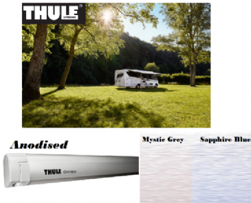 Thule Omnistor 5200 Awning Anodised